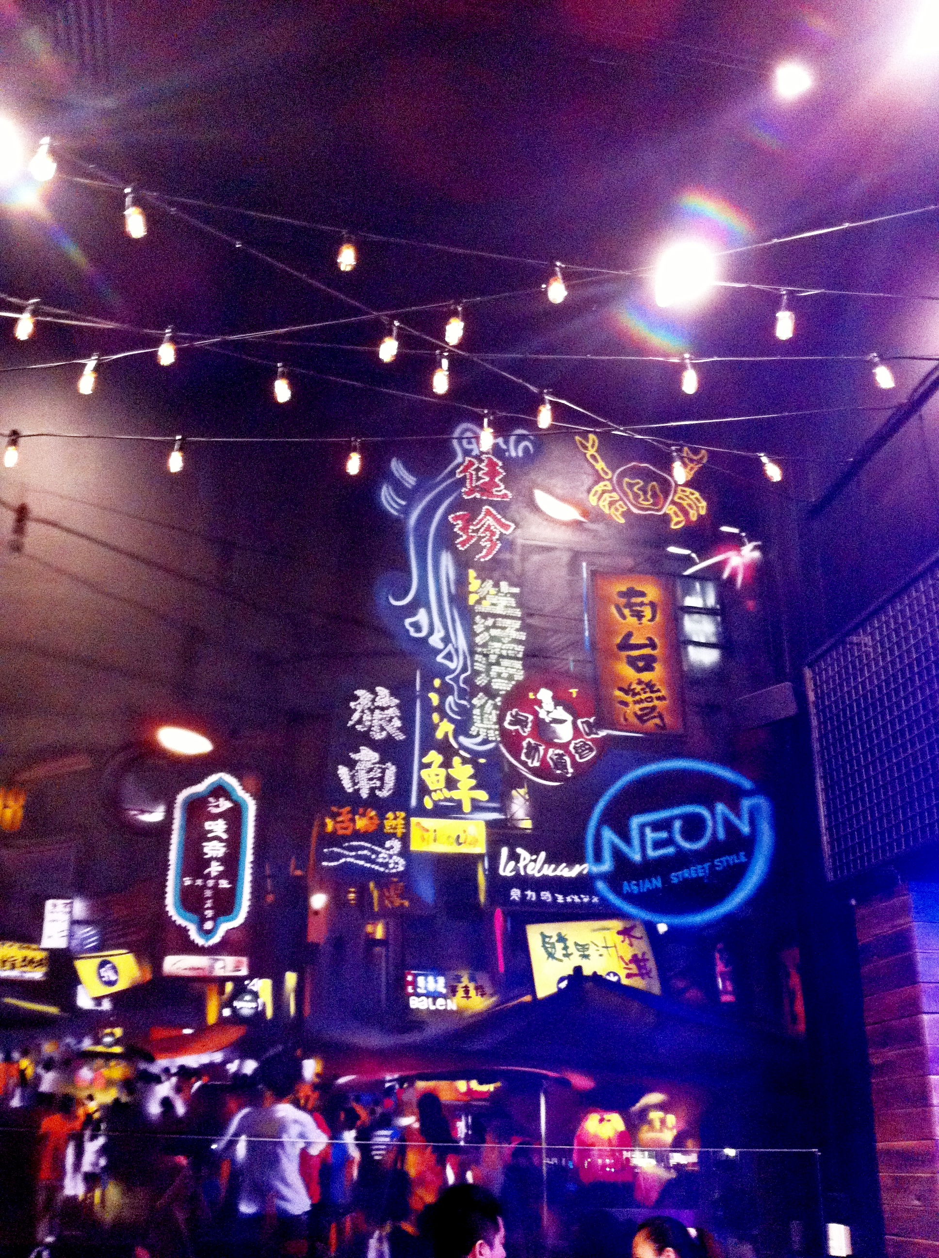 """NEON """"Asian Street Style"""" – Restaurant Review"""