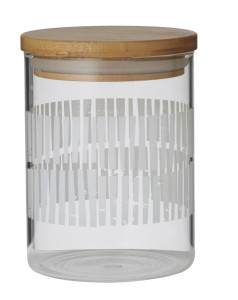 Glass Canister RRP $14.99