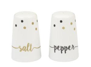 Celebrate Salt & Pepper Shaker Set RRP: $14.99