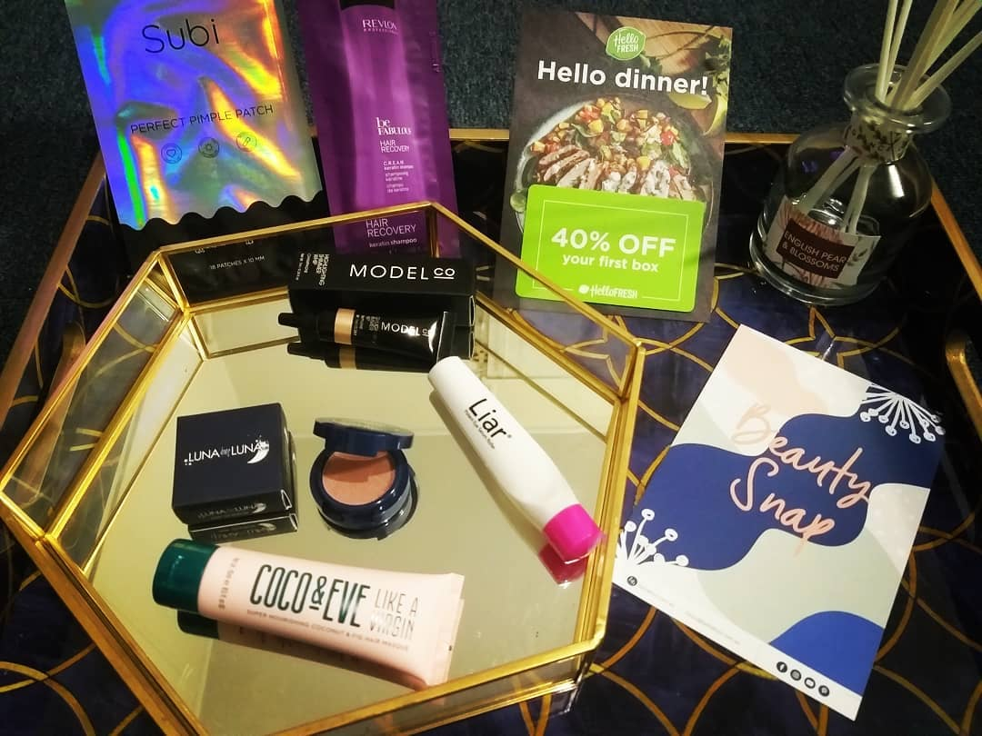 Bella Box July 2019