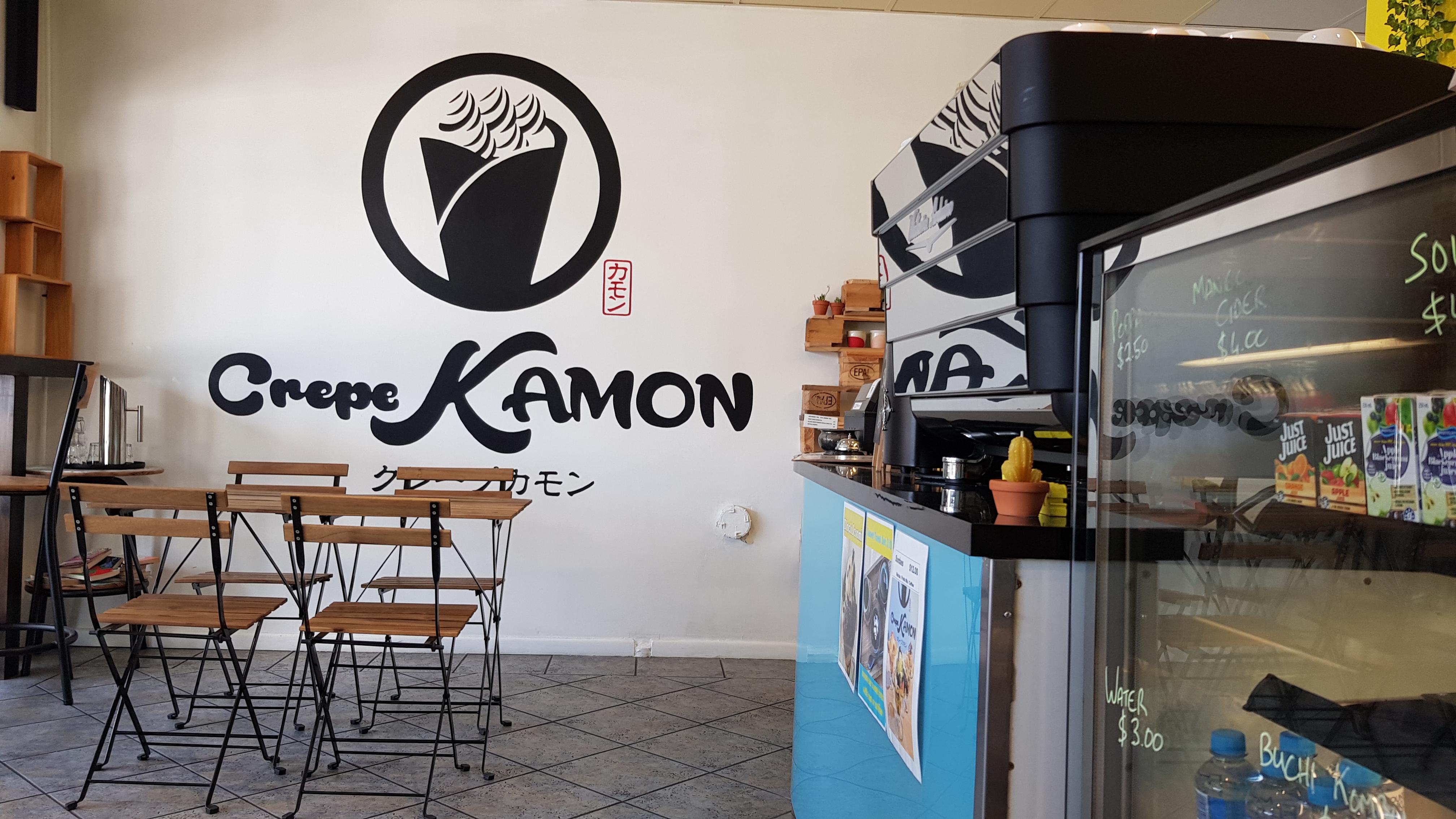 Crepe Kamon